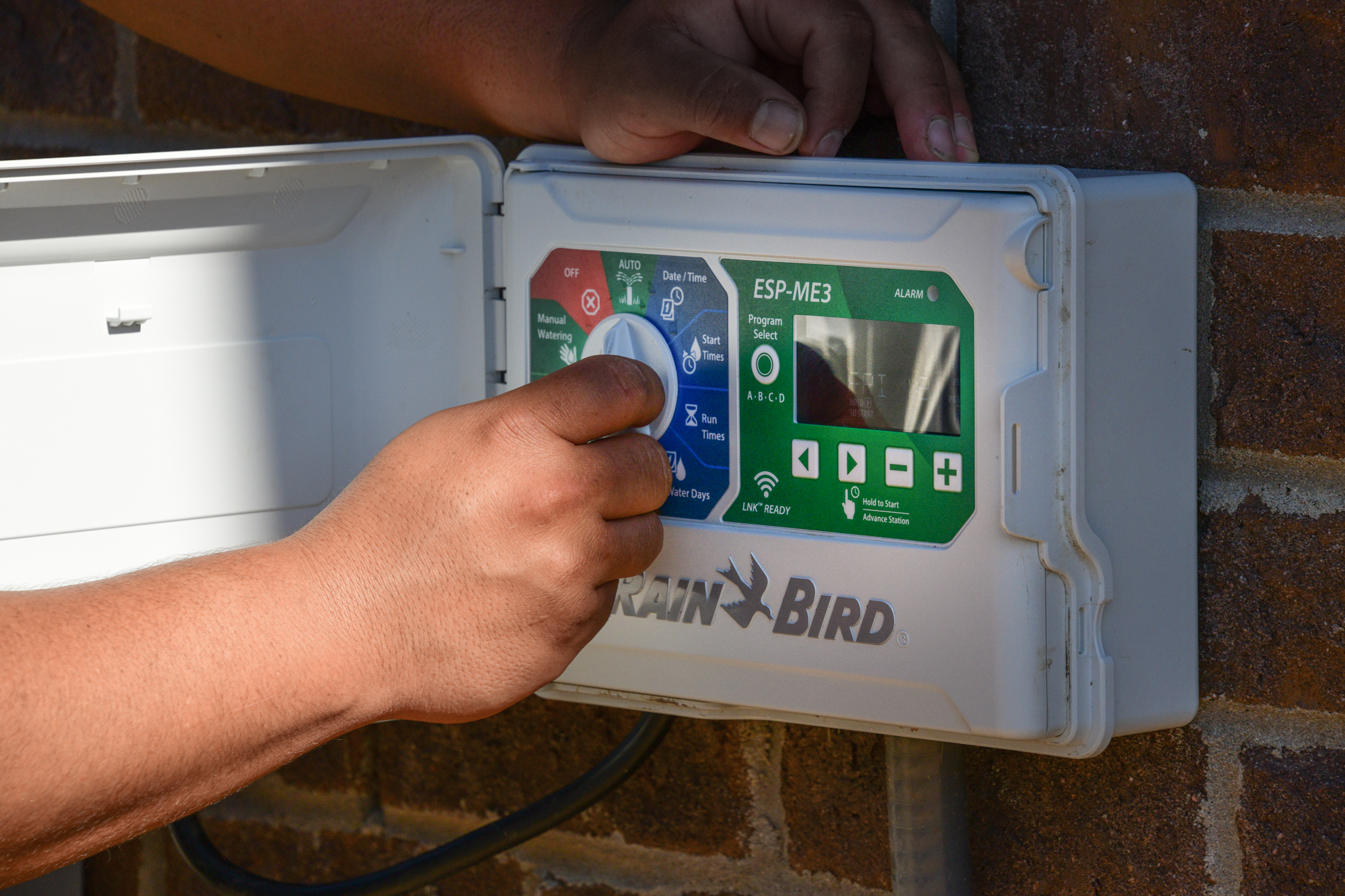 Give your irrigation system a professional start-up this spring!