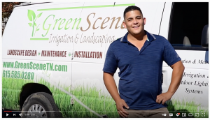 GreenSceneTN is Franklin's Number One choice for irrigation.